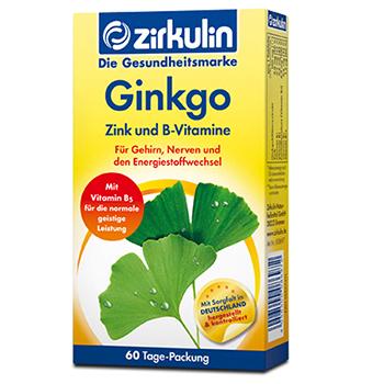 Ginkgo online kaufen